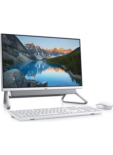 """Dell Dell Ins 5400 S35D256Wp81C I5 1135G7 8Gb 1Tb 256Gb Ssd Mx330 W10 Pro 23.8"""" Fhd All In One Bilgisayar Beyaz"""